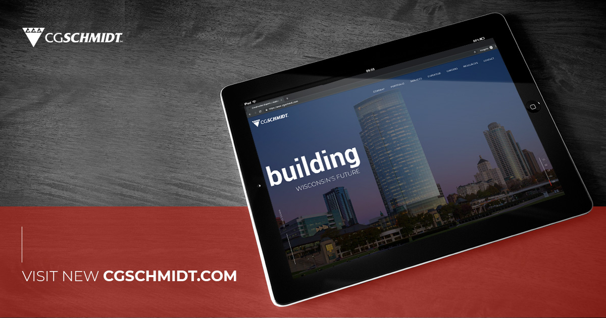 Construction Experts | CG Schmidt | Milwaukee, Madison, Midwest