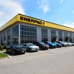 Exterior of Enerpac