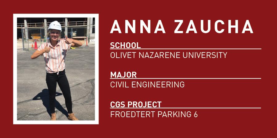 Anna Zaucha Bio