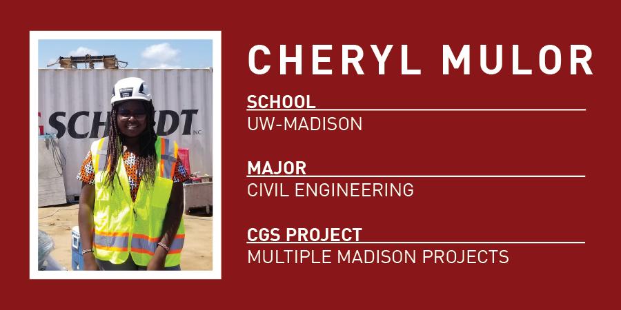 Cheryl Mulor Bio