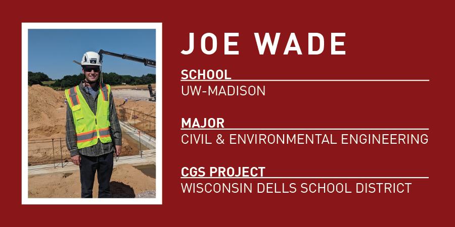 Joe Wade Bio
