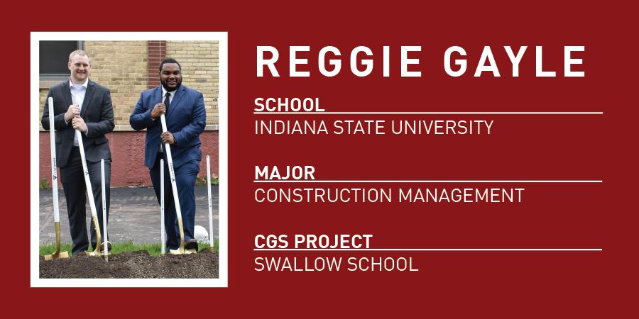 Reggie Gayle Bio