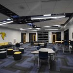 Whitnall Middle School Break Out Space